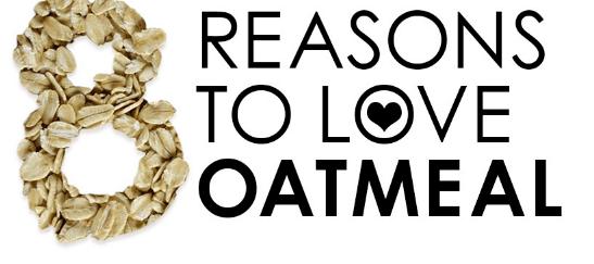8 Alasan Mencintai Oatmeal